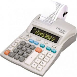 calculatrice avec imprimante