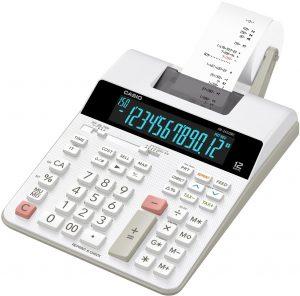 calculatrice imprimante Casio FR 2650 RC
