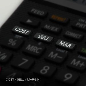 calculatrice comptable Casio HR8RCE